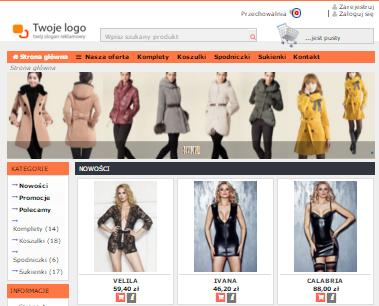 Profesjonalny wygląd sklepu internetowego to podstawa