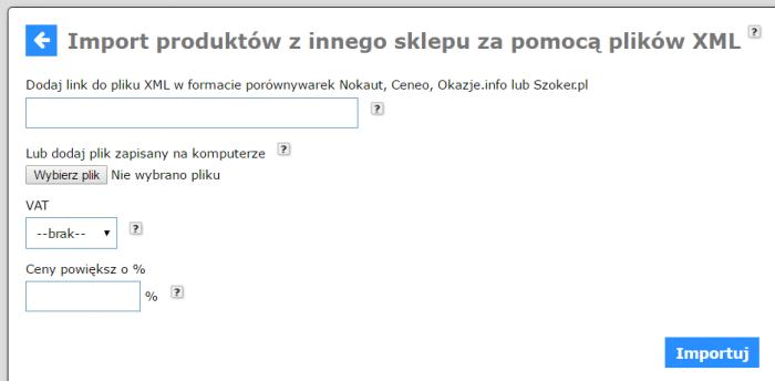 import_produktow_z_innego_sklepu