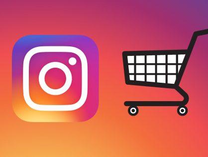 Sklep internetowy a Instagram - Zakupy na Instagramie