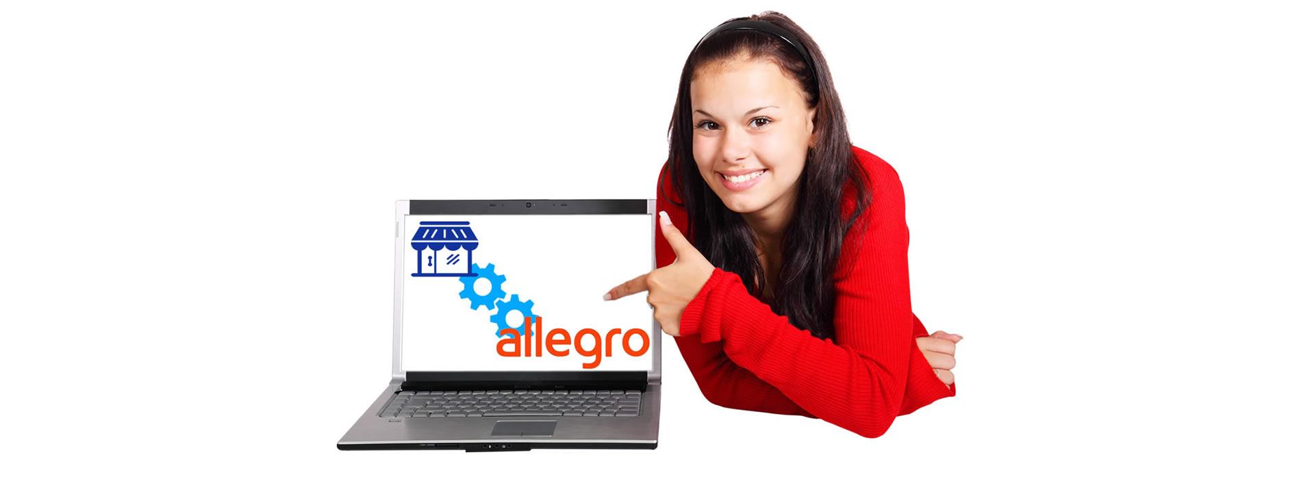 Połącz sklep internetowy z Allegro, sprzedawaj więcej. Integracja e-sklepu z Allegro.pl